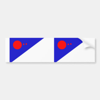 Federal Republic Mars, Democratic Republic of the Bumper Sticker