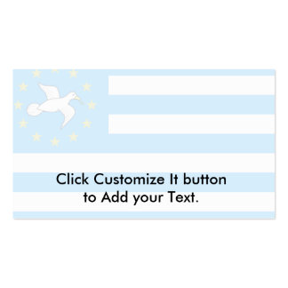 Federal Republic Of Southern Cameroons, Cameroon Double-Sided Standard Business Cards (Pack Of 100)