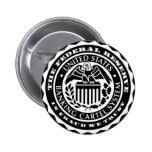 Federal Reserve abotona Pin Redondo 5 Cm