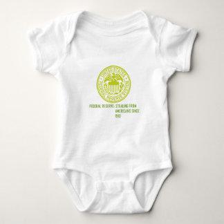 FEDERAL-RESERVE BABY BODYSUIT
