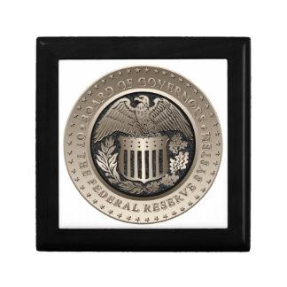 Federal Reserve Caja De Recuerdo