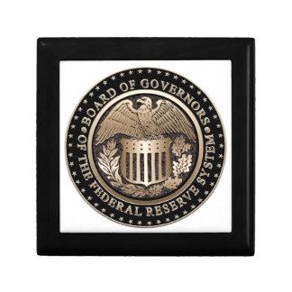 Federal Reserve Cajas De Joyas