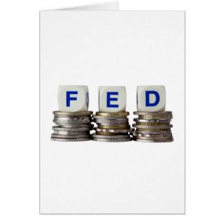 Federal Reserve Card