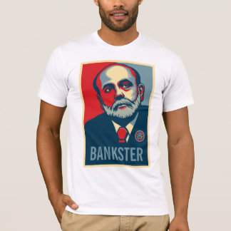 Federal Reserve Chair Ben Bernanke Shirt