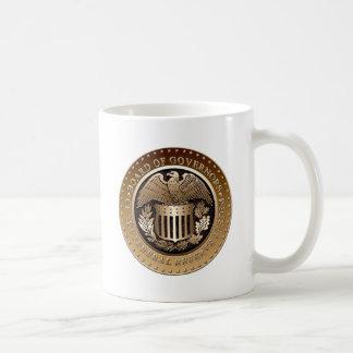 Federal Reserve Coffee Mug