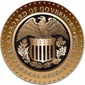 Federal Reserve Cutout