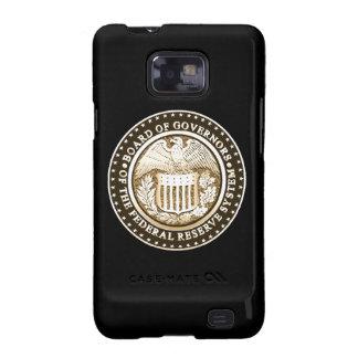 Federal Reserve Samsung Galaxy S2 Fundas