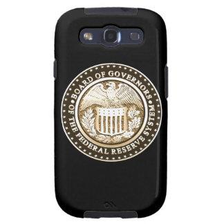 Federal Reserve Galaxy SIII Fundas