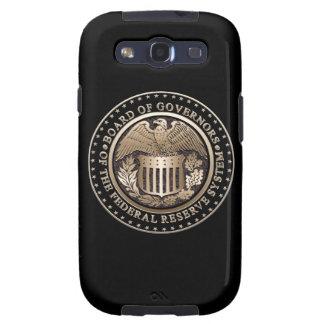 Federal Reserve Samsung Galaxy S3 Fundas