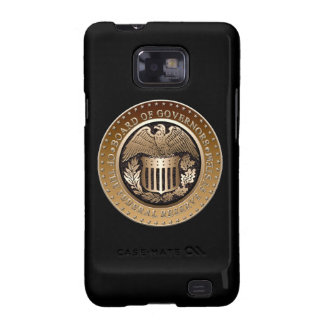 Federal Reserve Samsung Galaxy SII Fundas