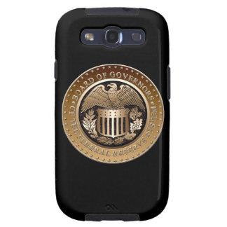 Federal Reserve Samsung Galaxy SIII Funda