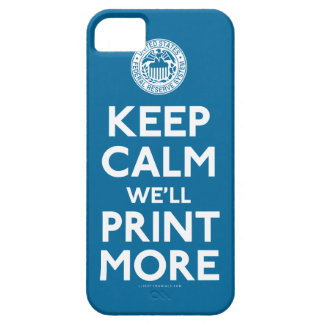 Federal Reserve Keep Calm Parody Case iPhone 5 Cases