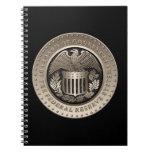 Federal Reserve Libro De Apuntes Con Espiral