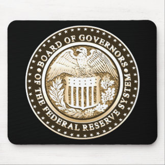 Federal Reserve Mouse Pad