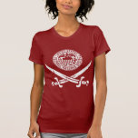 Federal Reserve Pirate Logo T Shirt