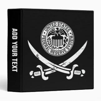 Federal Reserve piratea el logotipo