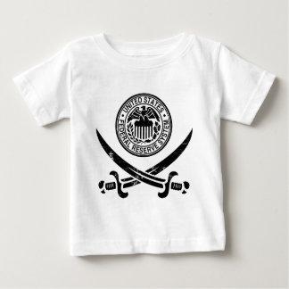 Federal Reserve piratea el logotipo Poleras