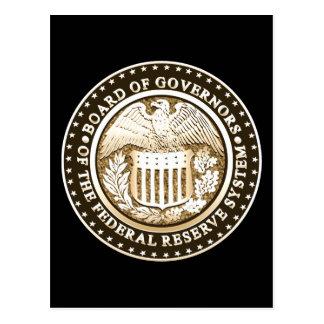 Federal Reserve Postcard