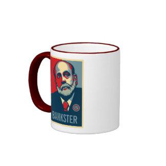 Federal Reserve preside la taza de Ben Bernanke