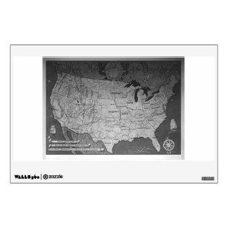 Federal Reserve que construye el mapa