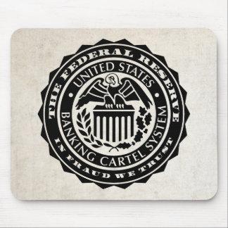 Federal Reserve sella Mousepad
