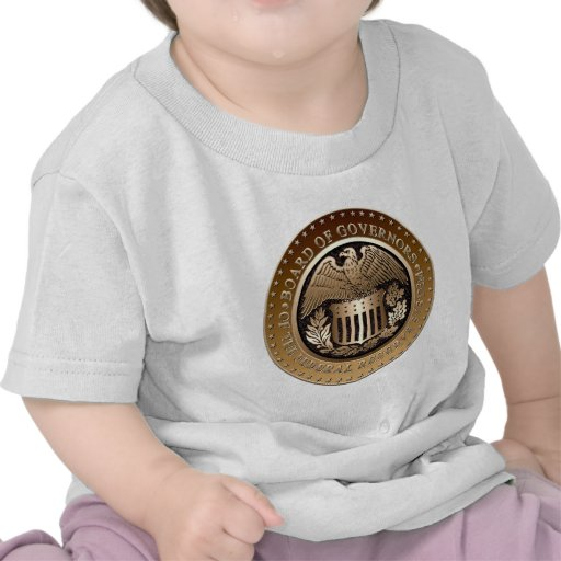 Federal Reserve T Shirts