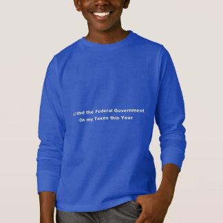 Federal Taxes T-Shirt