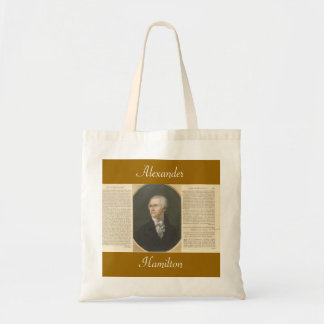 Federalist Tote Canvas Bag