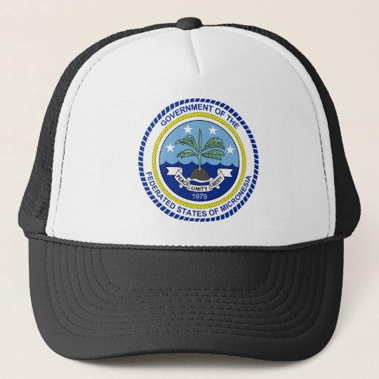 Federated States of Micronesia FM Trucker Hat