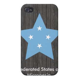 Federated States of Micronesia iPhone 4 Case