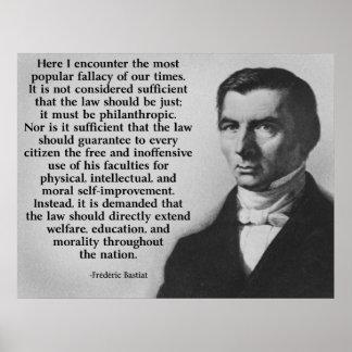 Federico Bastiat la ley Impresiones
