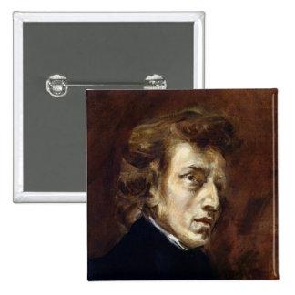 Federico Chopin 1838 Pin