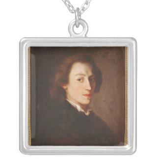 Federico Chopin Collar Plateado