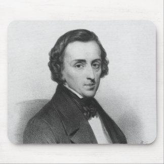 Federico Chopin, después de Ary Scheffer Alfombrillas De Raton