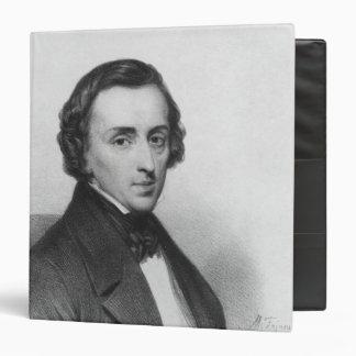 "Federico Chopin, después de Ary Scheffer Carpeta 1 1/2"""