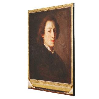 Federico Chopin Impresión En Lienzo