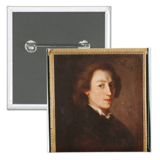 Federico Chopin Pin Cuadrado