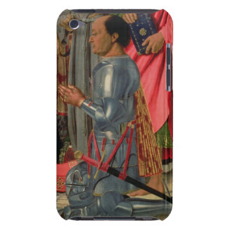 Federico da Montefeltro, detail from the Brera Alt Case-Mate iPod Touch Case