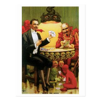 Federico el acto mágico del gran del ~ vintage del tarjeta postal