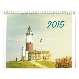 FedericoArts 2015 Mixed Media Calendar