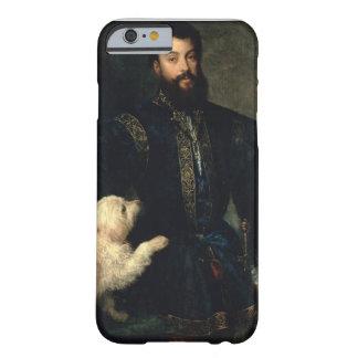 Federigo Gonzaga duque de Mantua c 1525-30 Funda De iPhone 6 Slim