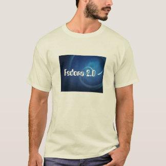Fedora 2.0 T-Shirt