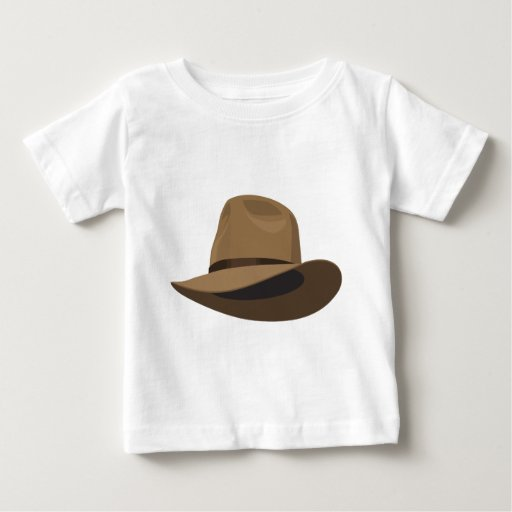 Fedora bush hat t-shirts
