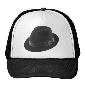 Fedora Cap Trucker Hat