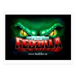 FedZilla Postcard
