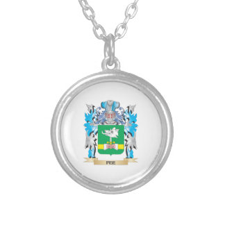 Fee Coat of Arms - Family Crest Necklaces