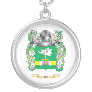 Fee Coat of Arms Necklace