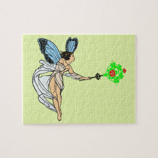 Fee fairie jigsaw puzzle