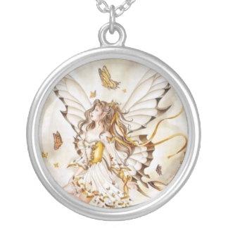 féé papillon personalized necklace