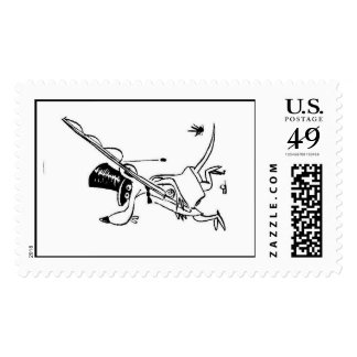 Fee Postage Stamps